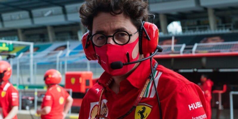 Ferrari změnilo strukturu vedení pro technický vývoj