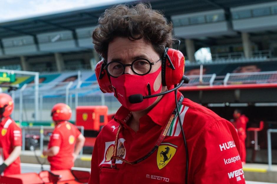 Ferrari plánuje nasadit vylepšení již tento víkend