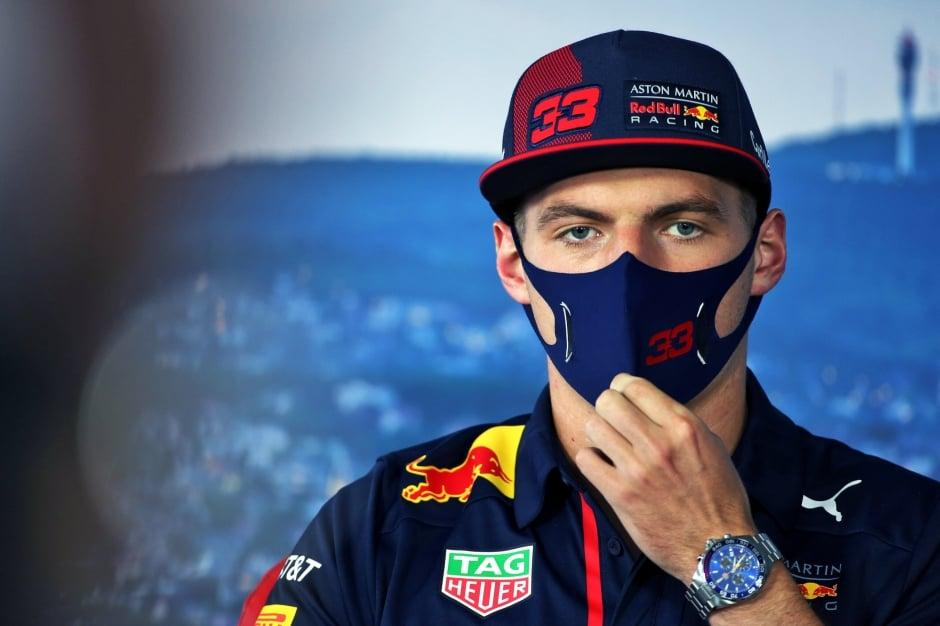 Verstappen: Ještě nás v Maďarsku čéká hodně práce