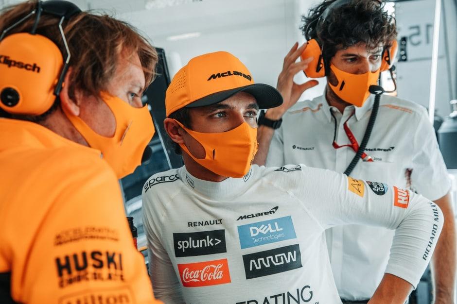 Norris věří, že Ricciardo nastolí vítěznou mentalitu