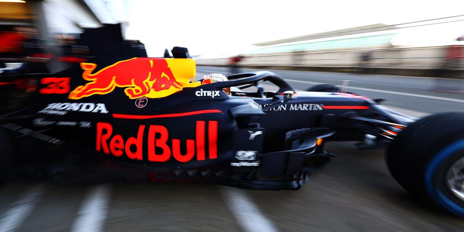 Red Bull je připravený nejlépe od roku 2013