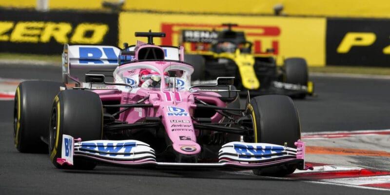 Renault podal už druhý protest proti Racing Pointu