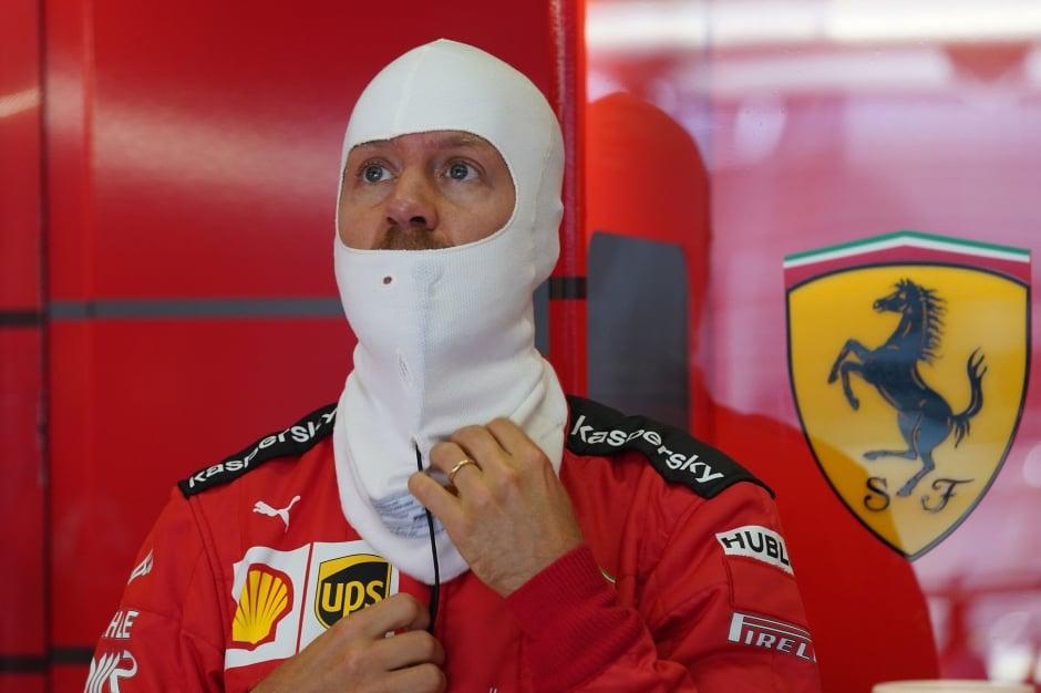 Vettel zpochybňuje rozhodnutí o jeho konci ve Ferrari