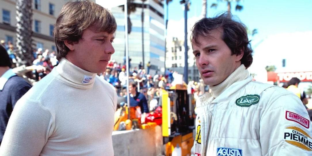 Kolegové na ostří nože #5: Villeneuve vs Pironi