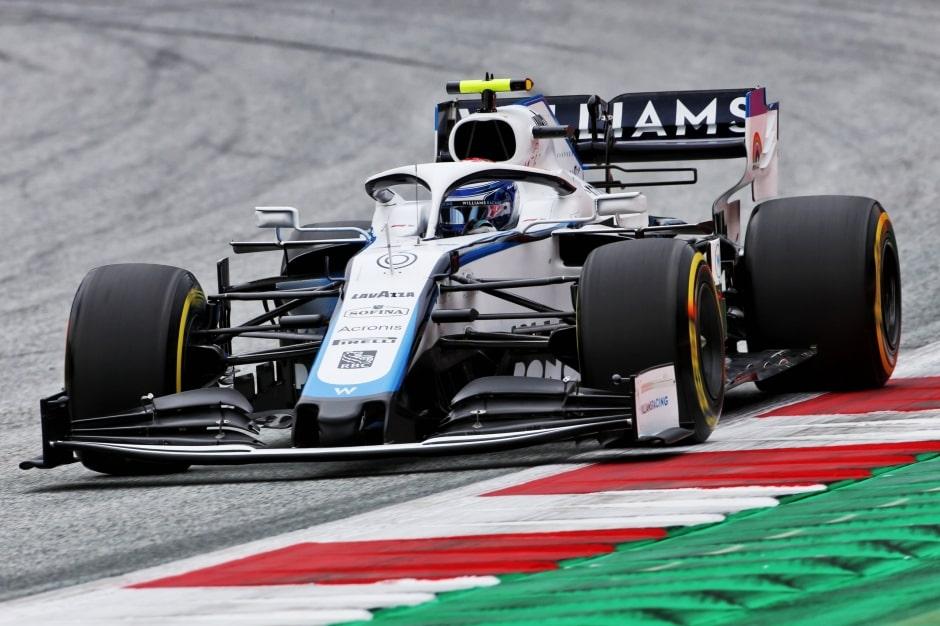 Měli jsme na druhou část kvalifikace, zní z Williamsu
