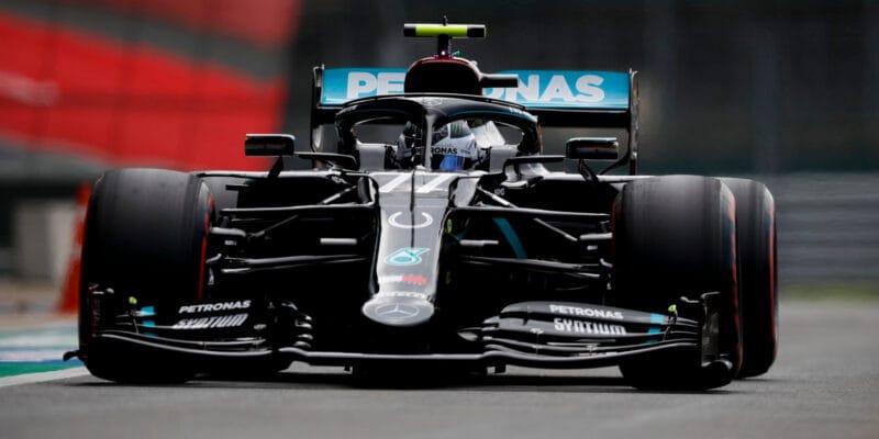 Kvalifikaci na VC 70. výročí F1 ovládl Valtteri Bottas