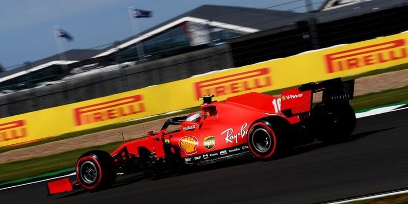 Ztrápené Ferrari v Q3 opět jen s jedním vozem