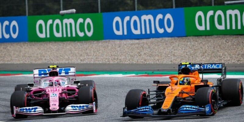 McLaren stáhl odvolání proti rozsudku v kauze Racing Point