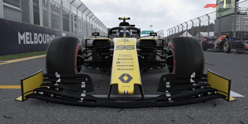 Formule 1, ale virtuálně. Rozhovor s českým esportovcem