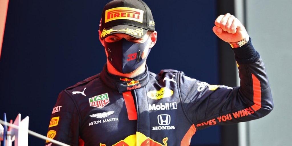 Nečekal jsem to, říká po výhře Verstappen