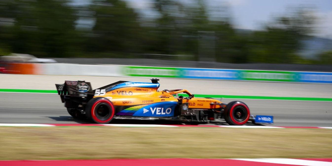 Sainz: Problémy s chlazením vyřešila výměna motoru