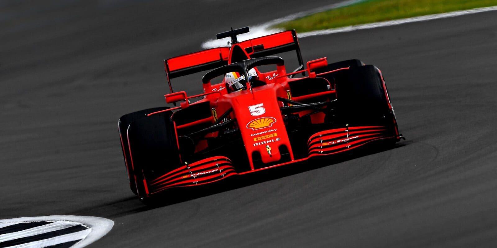 Leclerc je nadšený, Vettel nemohl najít rytmus