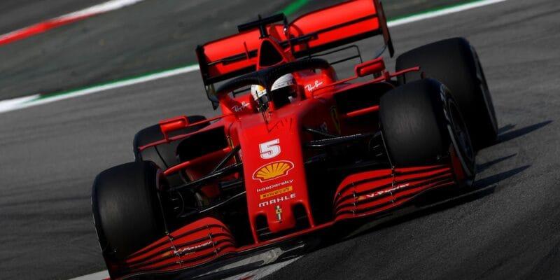 Vettel opět skončil v Q2, neví si rady s vozem