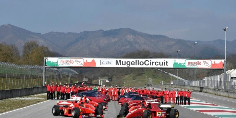 Mimořádný zájezd! Tour de 1000. Grand Prix Ferrari