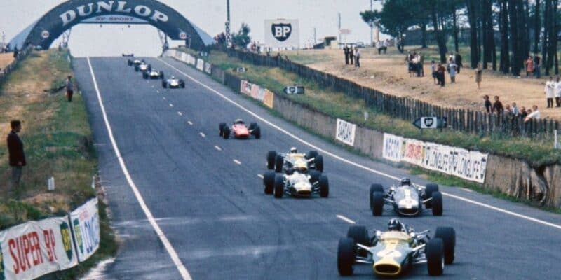 Formule 1 v Le Mans. Ojedinělá záležitost, která neoslovila