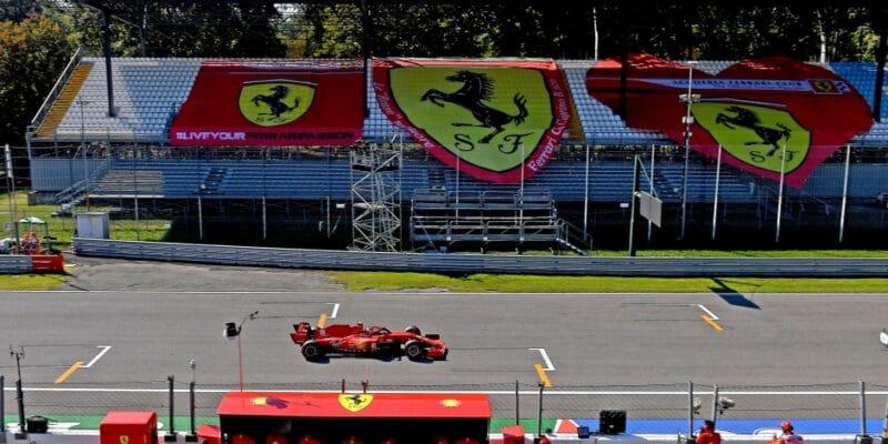 Vettel: Som rád, že Monza bola bez divákov
