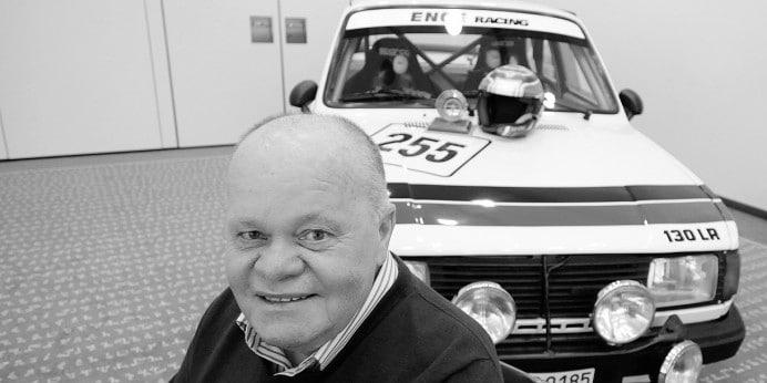 Zemřel Břetislav Enge, legenda českého motorsportu