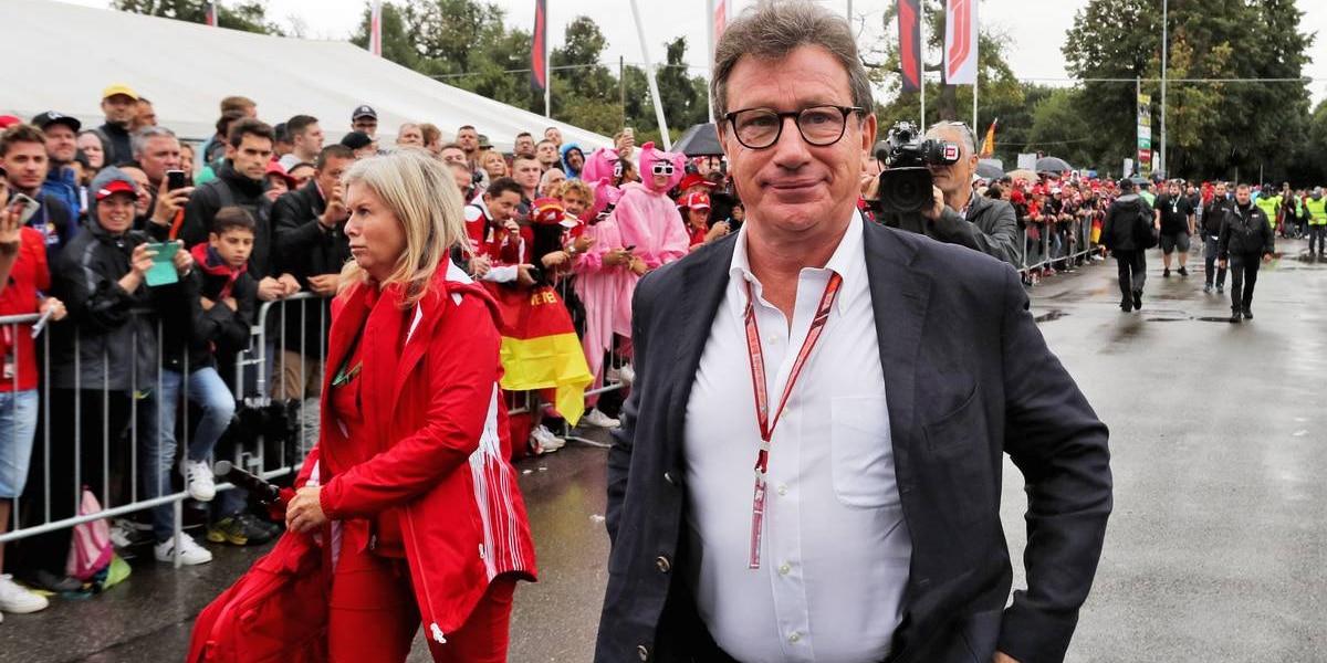 Ferrari tu vždy bolo a vždy aj bude, tvrdí riaditeľ Scuderie
