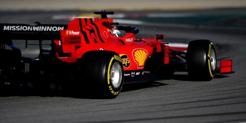 """Ferrari přiveze do Ruska """"drobná vylepšení"""""""