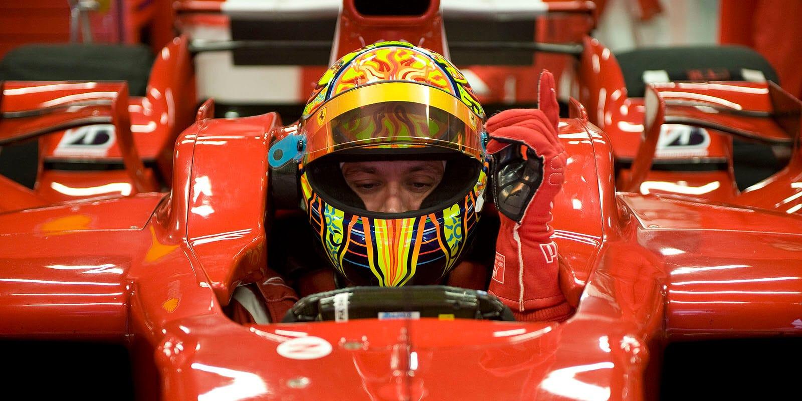 Rossi žárlí na F1, závodníci si podle něj Mugello užijí