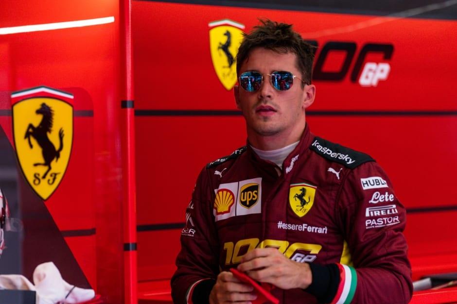 Páté místo Leclerca předčilo očekávání Ferrari