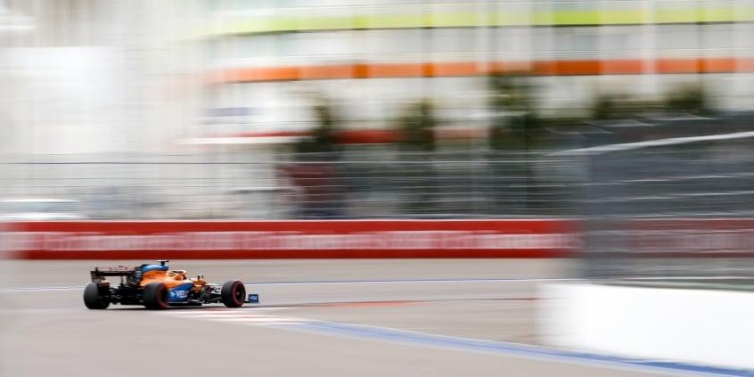 Carlos Sainz: zákruta číslo 2 v Soči by vôbec nemala existovať