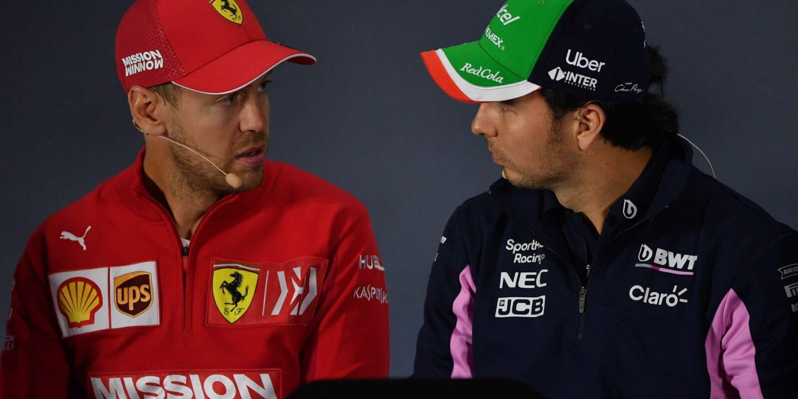 Vettel vs Pérez: Vybral si Racing Point správného muže?