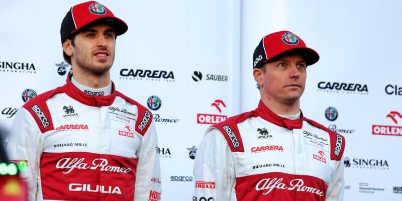 Alfa Romeo si ponechá nynější dvojici jezdců i v sezóně 2021