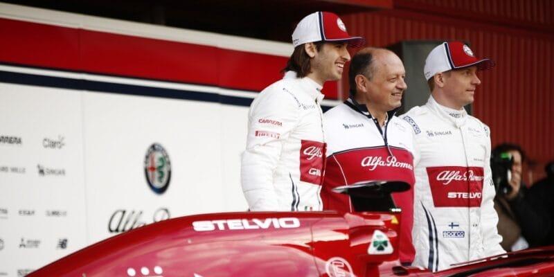 Alfa Romeo a Sauber sa dohodli na predĺžení spolupráce