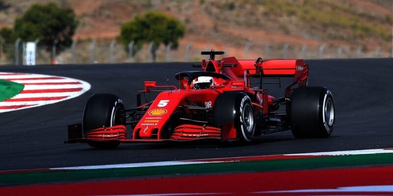 """Vettel po vypadnutí z Q2: Leclerc je na """"úplně jiné úrovni"""""""