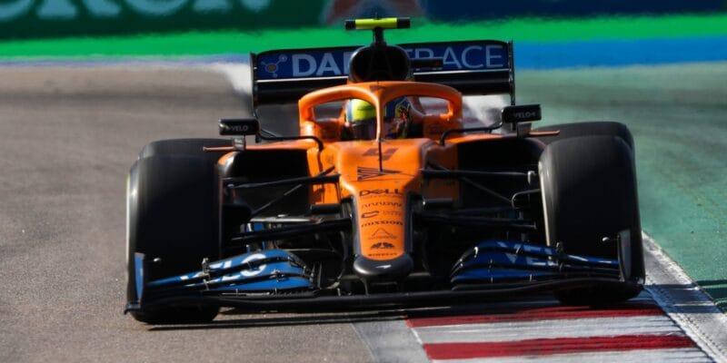 McLaren: Nové přední křídlo odemkne skrytý potenciál vozu