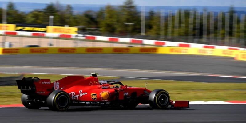 Ferrari využije žetonů k předělání zadní části vozu