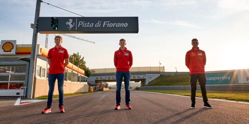 Mladíci z formule 2 okusili rychlost královny motorsportu