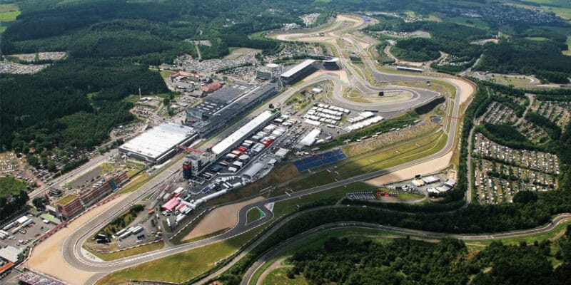 VC Eifelu – Nürburgring bude mít dvě DRS zóny