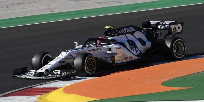 Pierre Gasly vyrovnal svoje bodové maximum z čias Red Bullu