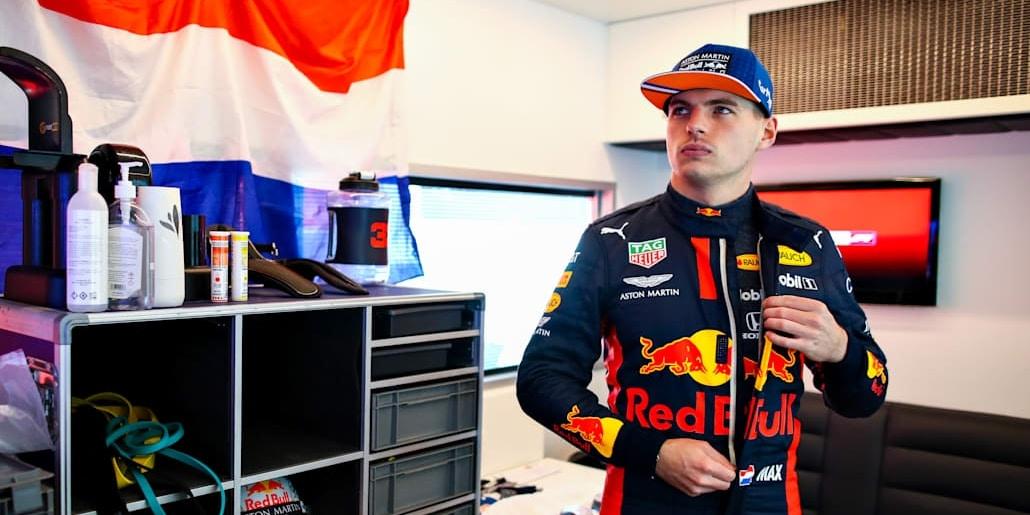 Verstappen zklamán s výsledkem kvalifikace Velké ceny Eifelu