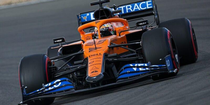 McLaren poprvé zažehl nový motor od Mercedesu