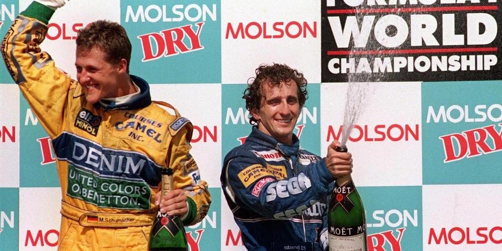 Rekordmani F1: Kdo všechno vedl tabulku v počtu vítězství?