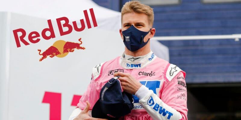 Hülkenberg možná volba pro Red Bull na sezónu 2021