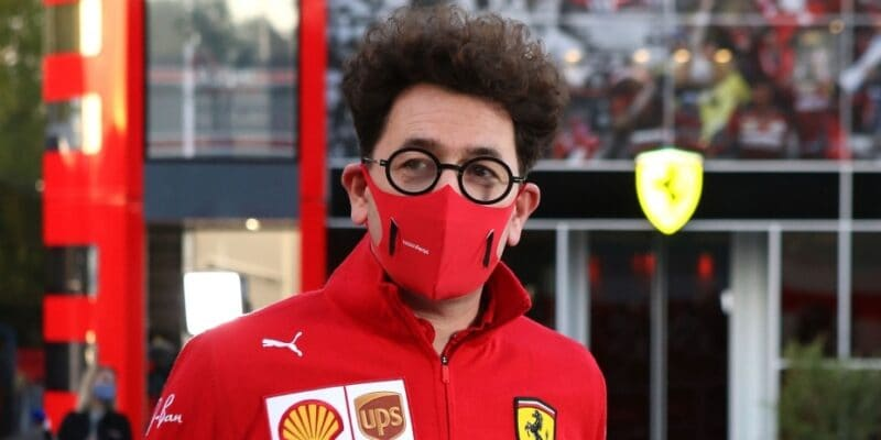 Ferrari plánuje úplne novú pohonnú jednotku pre rok 2021