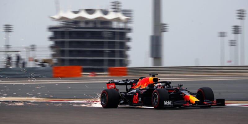 Ve třetím tréninku byl nejrychlejší Max Verstappen