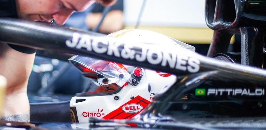 Zraneného Grosjeana nahradí Pietro Fittipaldi