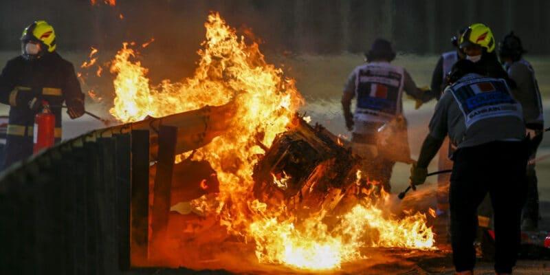 Grosjean: Neměl jsem halo rád, dnes mi zachránilo život