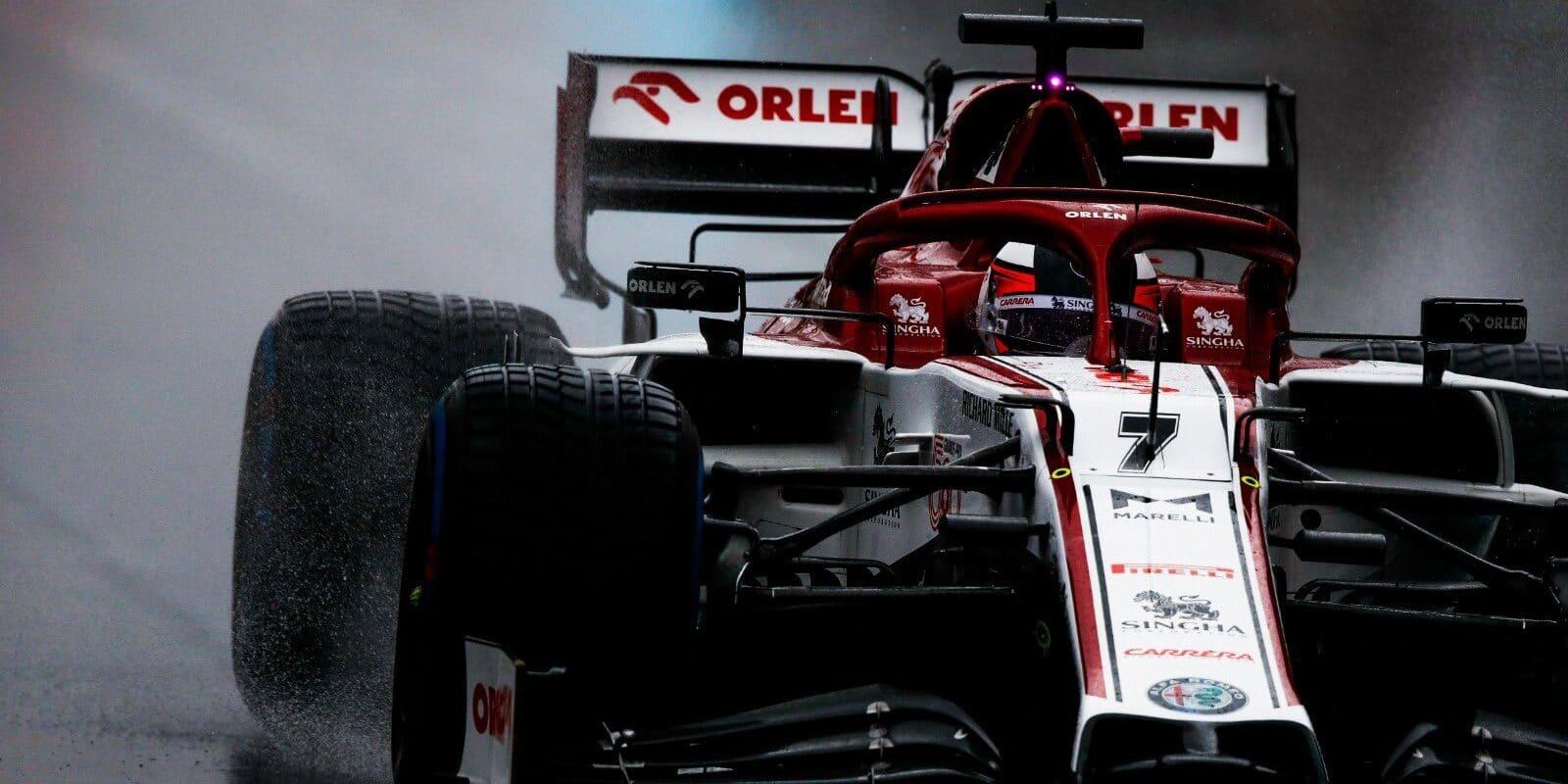 Räikkönen: Třetí trénink byl klíčový pro kvalifikaci