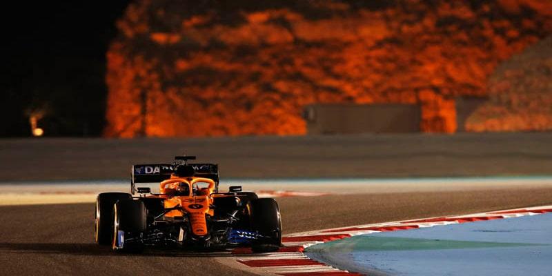 Mclaren chce vylepšovat vůz, aby se udržel před Ferrari