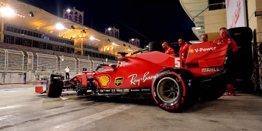 Ferrari na to v závodě musí chytře, do Q3 se nedostalo