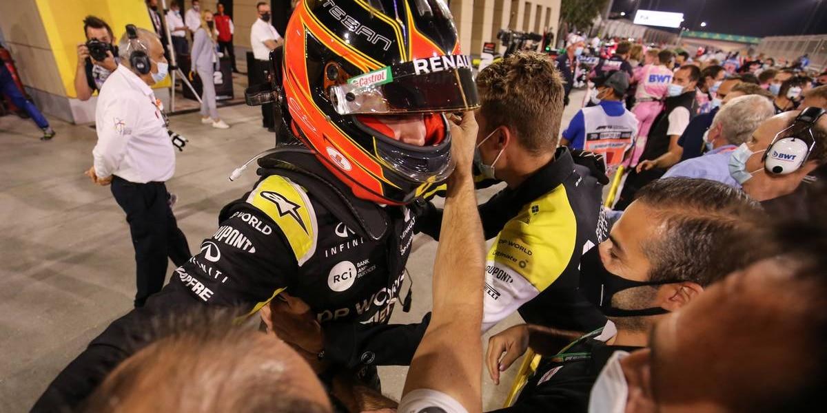 Renault získal další stupně vítězů, tentokrát s Oconem