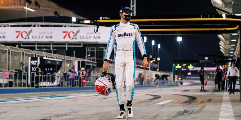 Russel nahradí Hamiltona v Mercedesu pro VC Sachíru