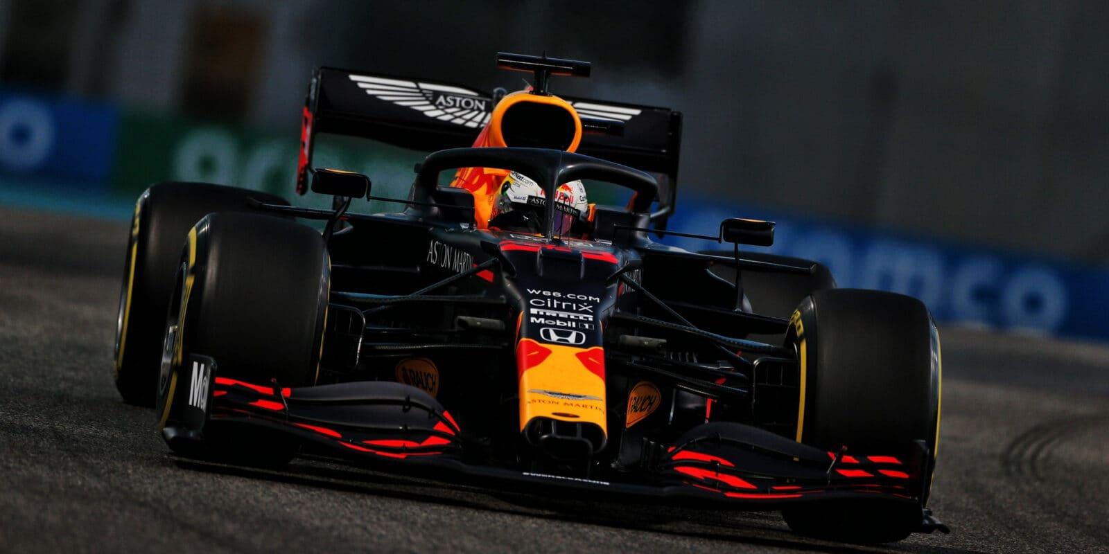 Poslední kvalifikaci roku nečekaně ovládl Max Verstappen!