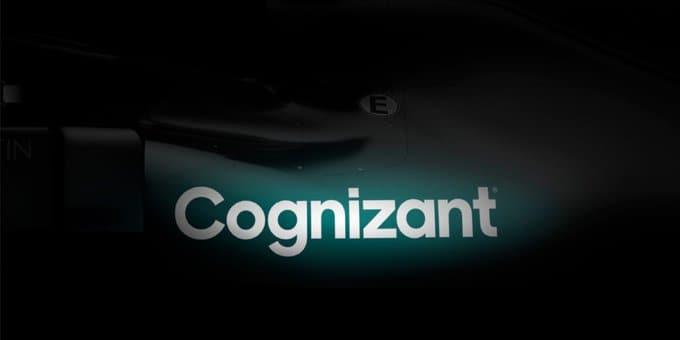 Novým titulárním sponzorem Aston Martinu se stal Cognizant
